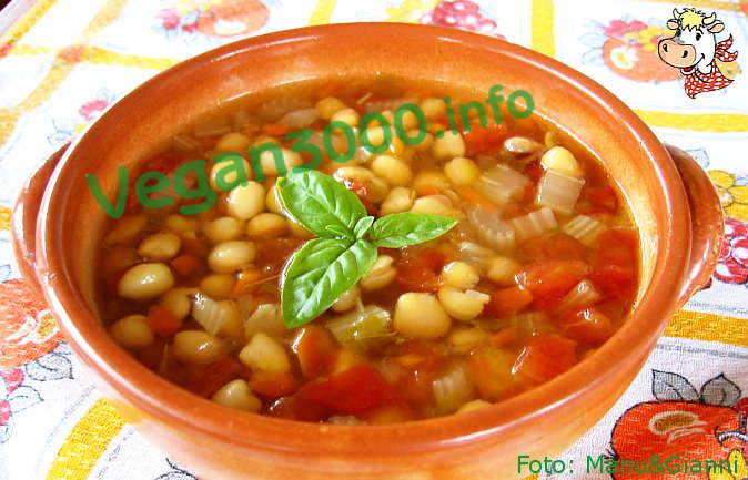 Foto numero 2 della ricetta Zuppa di cicerchie
