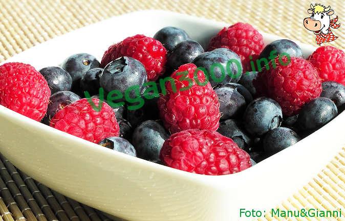 Foto numero 1 della ricetta Muffin ai frutti di bosco
