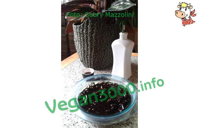 Foto numero 1 della ricetta Hiziki seaweed with vegetables