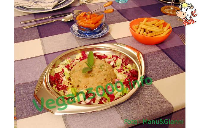 Foto numero 1 della ricetta Pâté with chickpeas and coriander