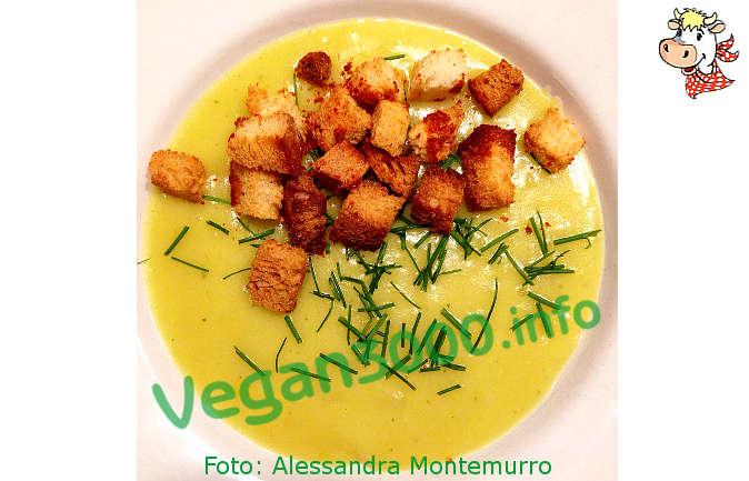 Foto numero 1 della ricetta Vellutata di porri e patate