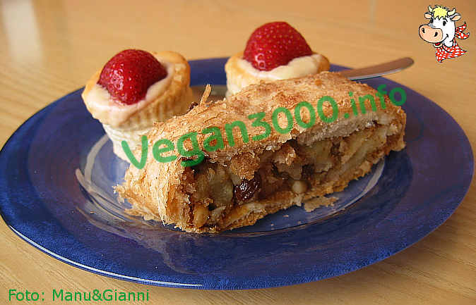 Foto numero 1 della ricetta Strudel di mele (1)
