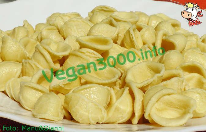Foto numero 1 della ricetta Orecchiette in dadolata di zucca
