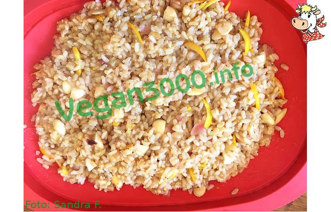 Foto numero 1 della ricetta Risotto integrale agli agrumi
