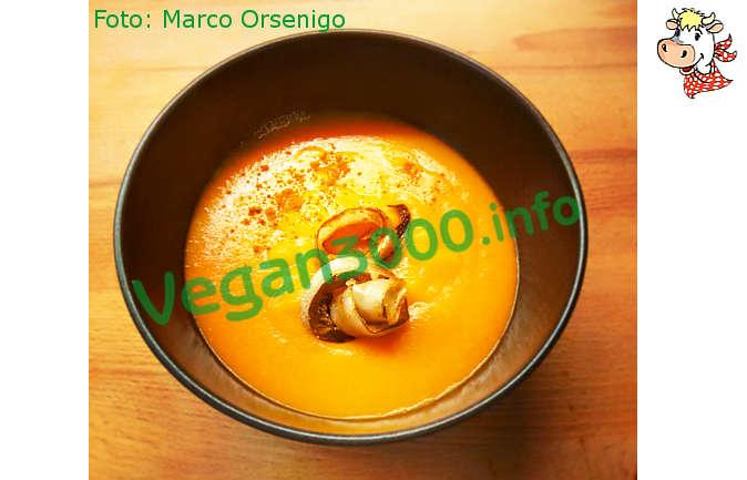 Foto numero 1 della ricetta Crema di zucca (2)