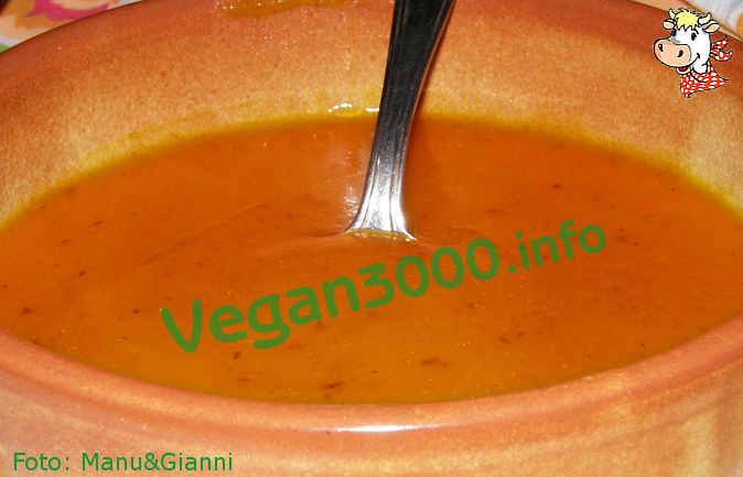 Foto numero 2 della ricetta Crema di zucca (2)