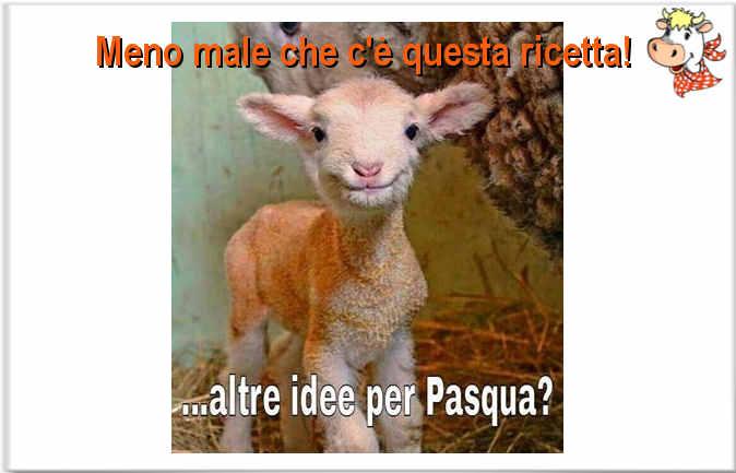 Foto numero 1 della ricetta Easter lamb... without cruelty