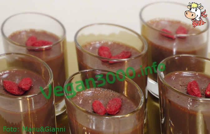 Foto numero 1 della ricetta Chocolate pudding