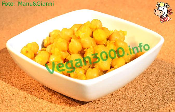 Foto numero 1 della ricetta Curry di ceci