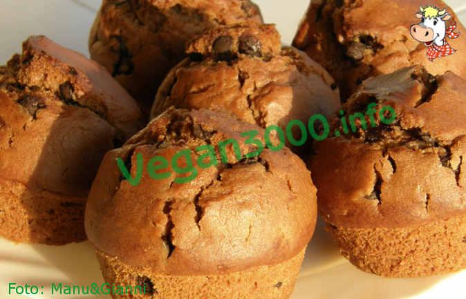 Foto numero 1 della ricetta Chocolate muffins