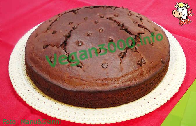 Foto numero 1 della ricetta Torta cioccolatosa favolosa