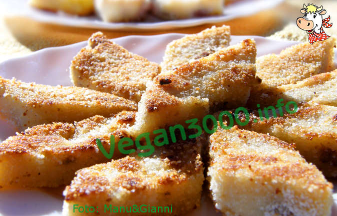 Foto numero 1 della ricetta Frittelle dolci di semolino