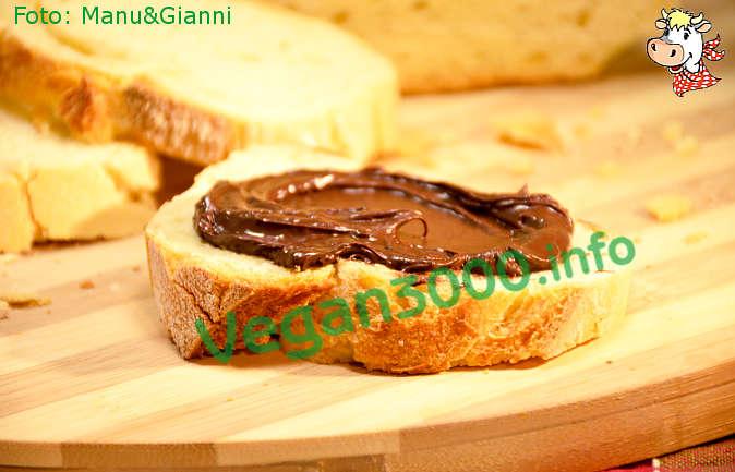 Foto numero 1 della ricetta Nutella vegan col Bimby