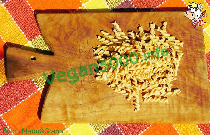 Foto numero 1 della ricetta Fusilli with pomorissa