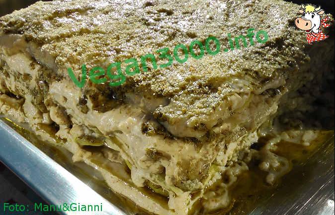 Foto numero 1 della ricetta Lasagne al pesto