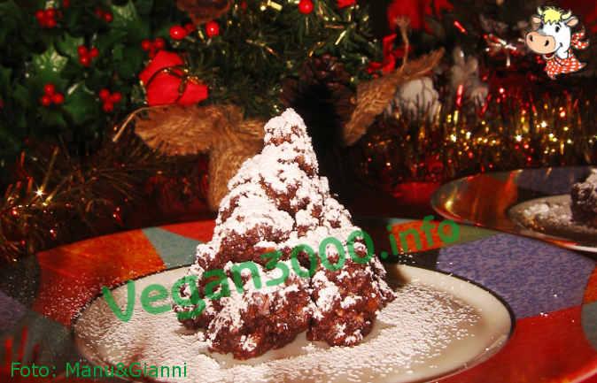 Foto numero 1 della ricetta Chocolate Christmas trees