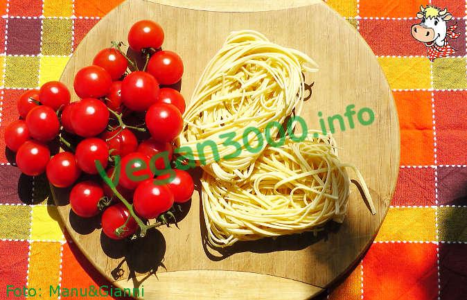 Foto numero 1 della ricetta Pasta with creamy asparagus