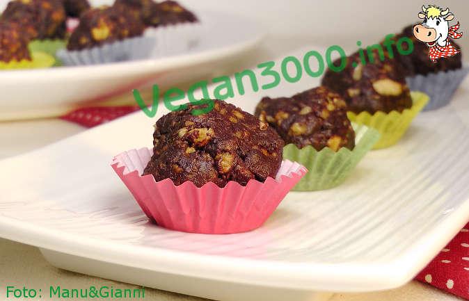 Foto numero 1 della ricetta Chocolate-hazelnut pralines