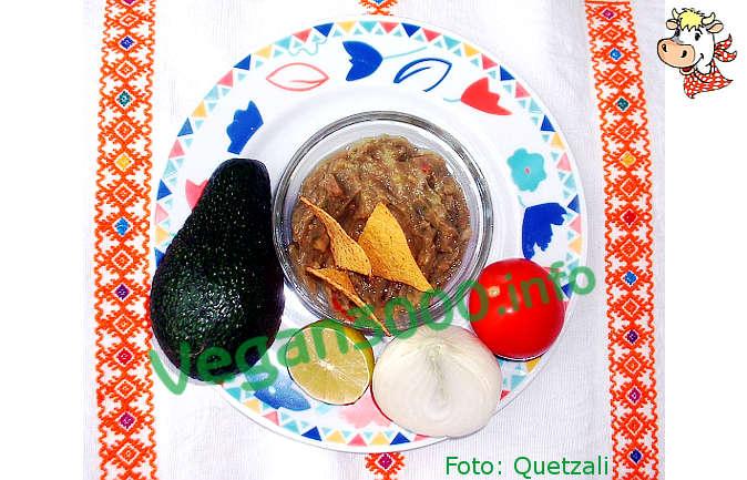 Foto numero 1 della ricetta Guacamole (1)