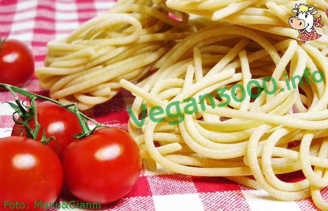 Foto numero 1 della ricetta Pici con le briciole (briciolata)