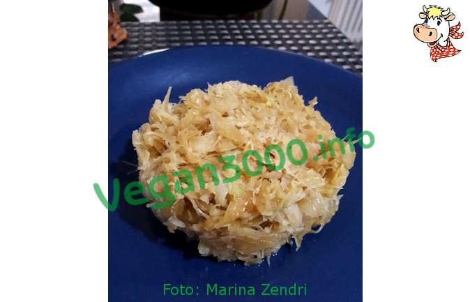 Foto numero 1 della ricetta Cavolo in agrodolce alla giapponese