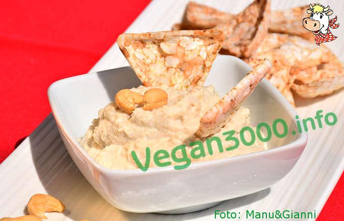 Foto numero 1 della ricetta Crema formaggiosa di anacardi