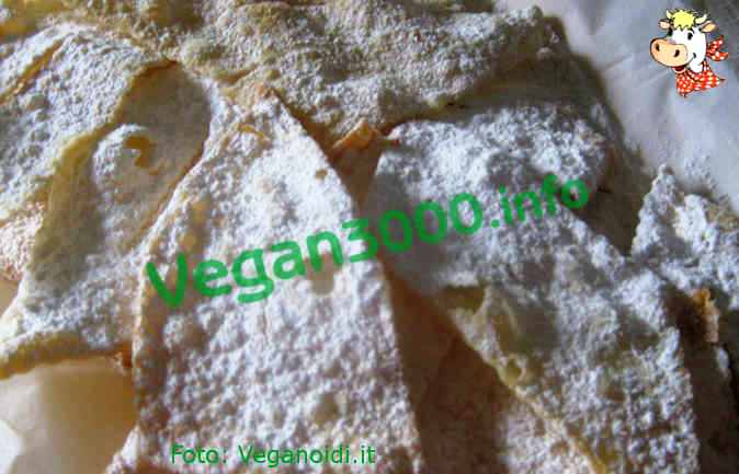 Foto numero 1 della ricetta Carnival vegan frappe