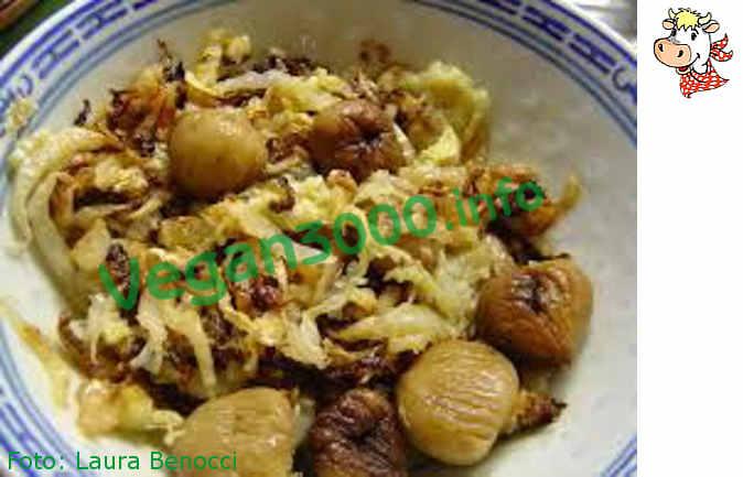 Foto numero 1 della ricetta Cavolo e castagne