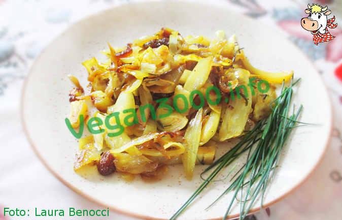 Foto numero 1 della ricetta Sweet and sour spicy fennels