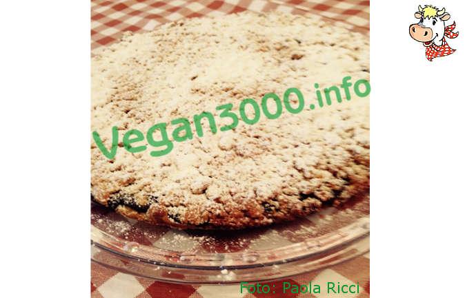 Foto numero 1 della ricetta Torta sbrisolona vegan