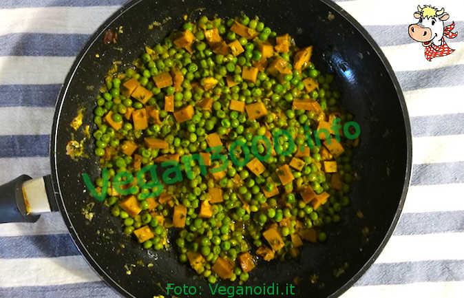 Foto numero 1 della ricetta Spezzatino di Schinkenwurst vegan piccante