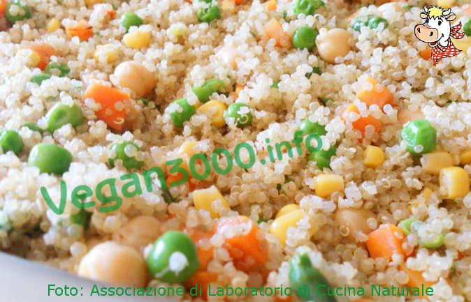 Foto numero 1 della ricetta Quinoa primavera