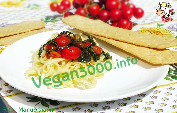 Foto numero 1 della ricetta Mediterranean strangozzi