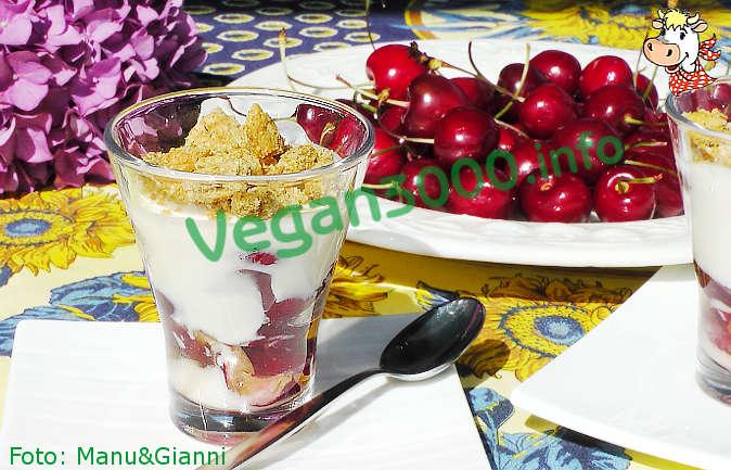 Foto numero 1 della ricetta Dessert estivo di ciliegie
