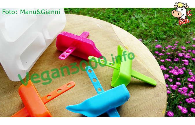 Foto numero 2 della ricetta 100% natural vegan icicles, no sugar