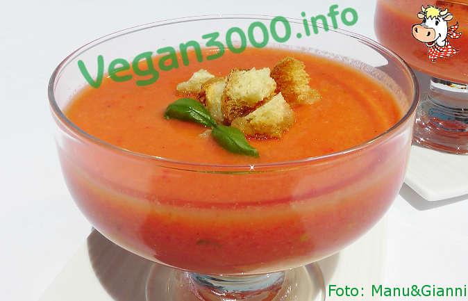 Foto numero 1 della ricetta Andalusian gazpacho