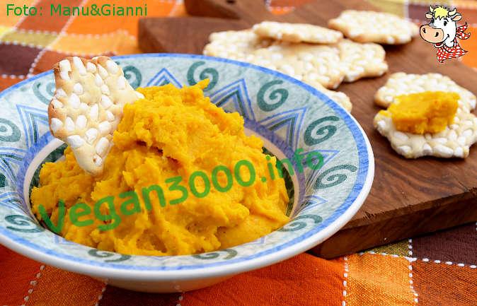 Foto numero 1 della ricetta Hummus di ceci e zucca