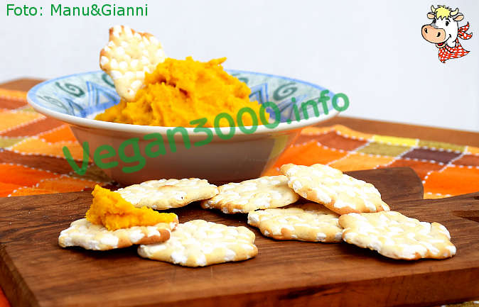 Foto numero 2 della ricetta Hummus di ceci e zucca