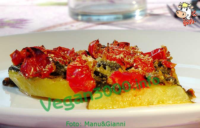Foto numero 1 della ricetta Lasagnette di verdure tricolori al forno