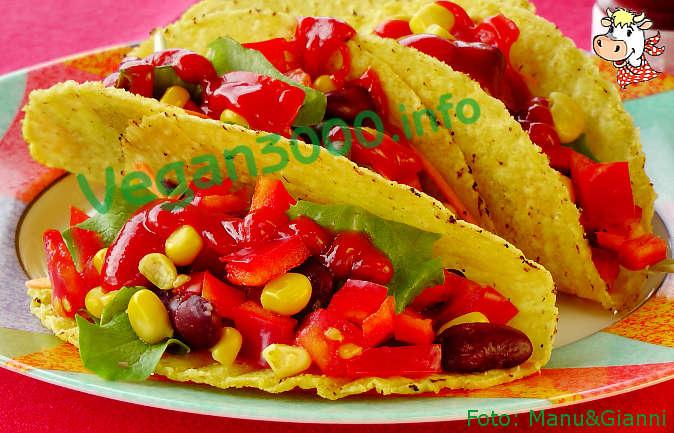 Foto numero 1 della ricetta Vegan tacos