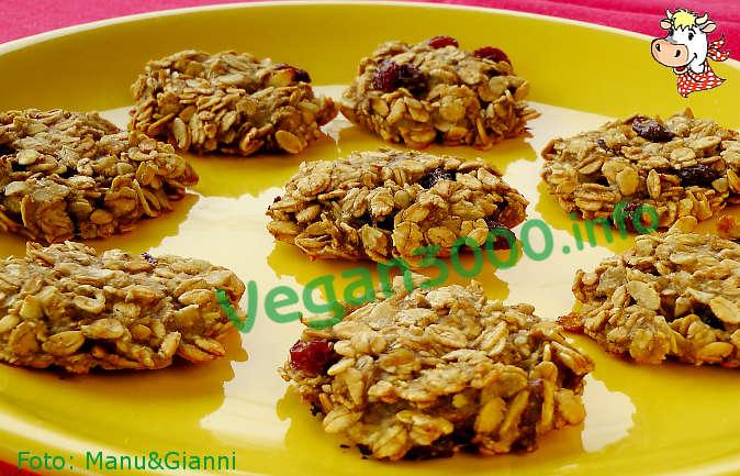 Foto numero 1 della ricetta Oat flakes cookies