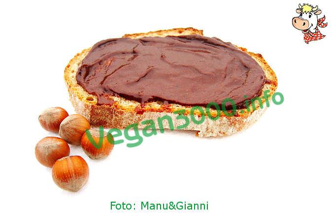 Foto numero 1 della ricetta Vegella, Vegan3000 hazelnut cream