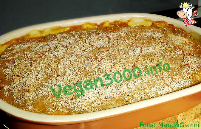 Foto numero 2 della ricetta Gratin di zucca e porri