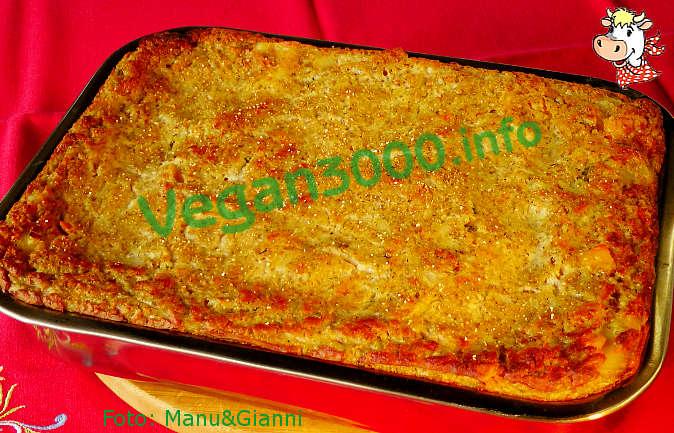 Foto numero 2 della ricetta Lasagne con zucca e porri