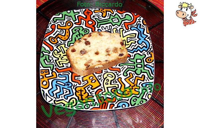 Foto numero 1 della ricetta Plumcake vegano alle pere e noci