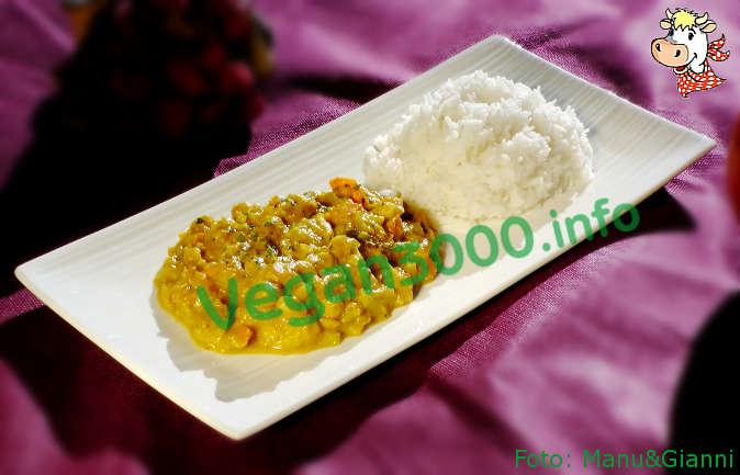 Foto numero 2 della ricetta Ceci e verdure all'indiana con riso Basmati