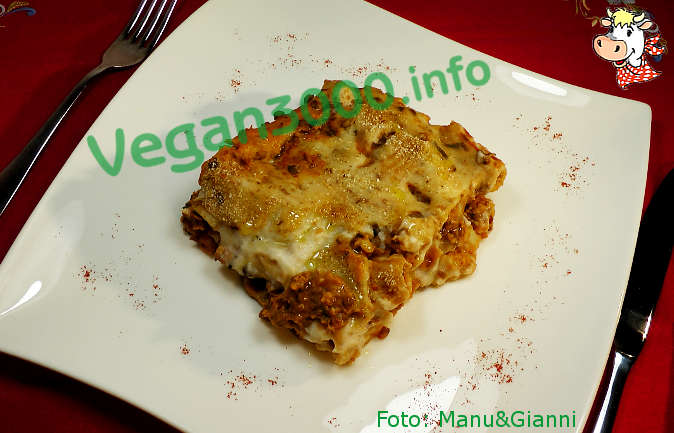 Foto numero 1 della ricetta Baked pasta with lentils