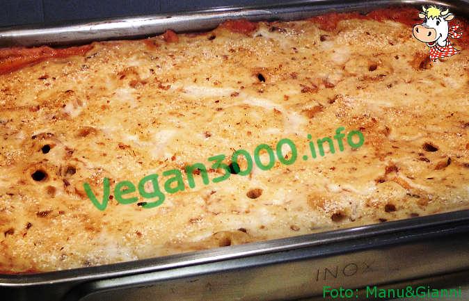 Foto numero 3 della ricetta Baked pasta with lentils