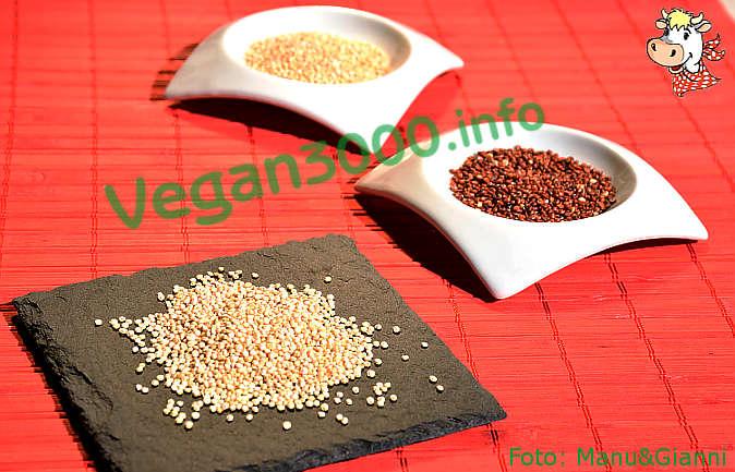 Foto numero 1 della ricetta Quinoa with vegetables