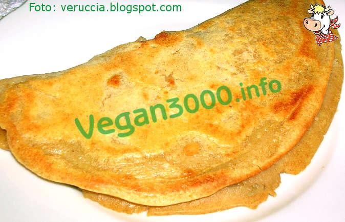 Foto numero 1 della ricetta Spelt crêpes with artichokes